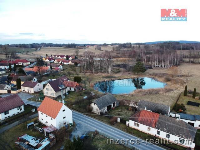Prodej, rodinný dům, Lutová - Chlum u Třeboně