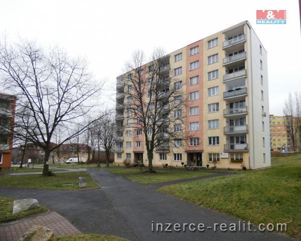 Prodej, byt 2+1, 58 m2, Sokolov, ul. Marie Majerové