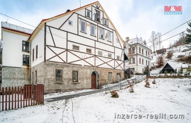 Prodej, byt 1+1, 54 m2, Janov nad Nisou