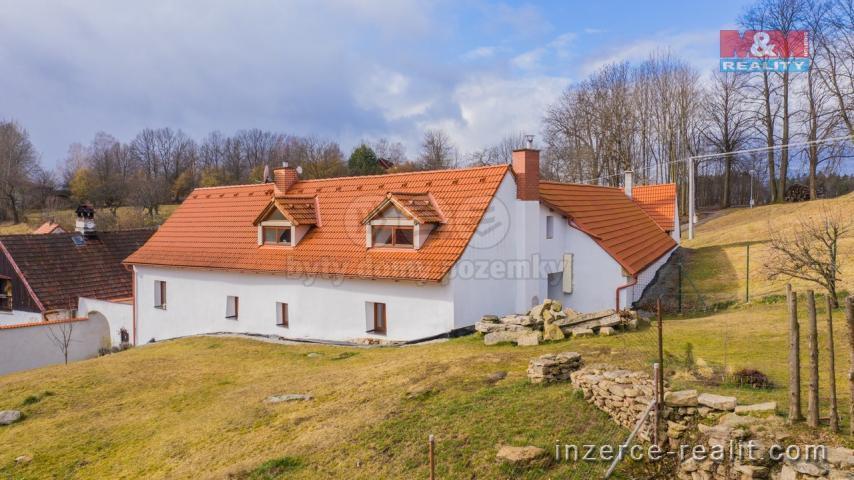 Prodej, rodinný dům, 2 797 m², Velké Skaliny