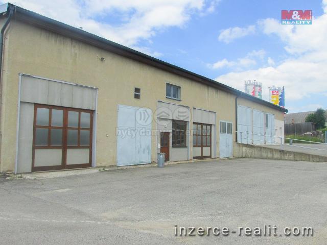 Pronájem, výrobní objekt, 104 m2, Nové Město na Moravě