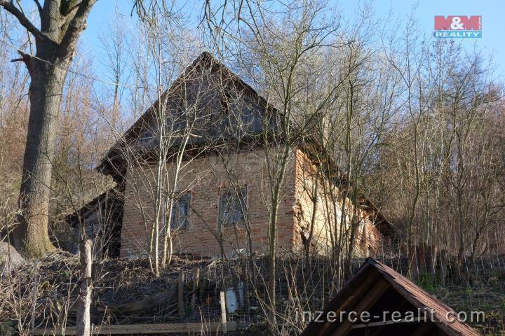 Prodej, rodinný dům, pozemek 728 m2, Čistá u Litomyšle