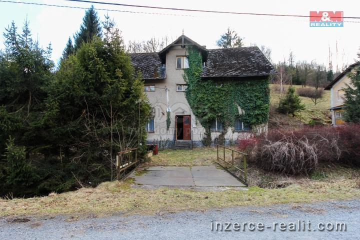 Prodej, rodinný dům, Javorník - Travná