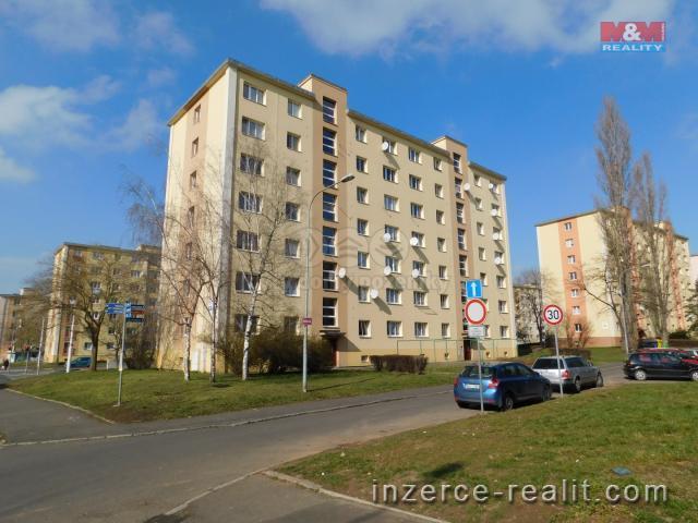 Pronájem, byt 2+1, 55 m², Most, ul. Hutnická