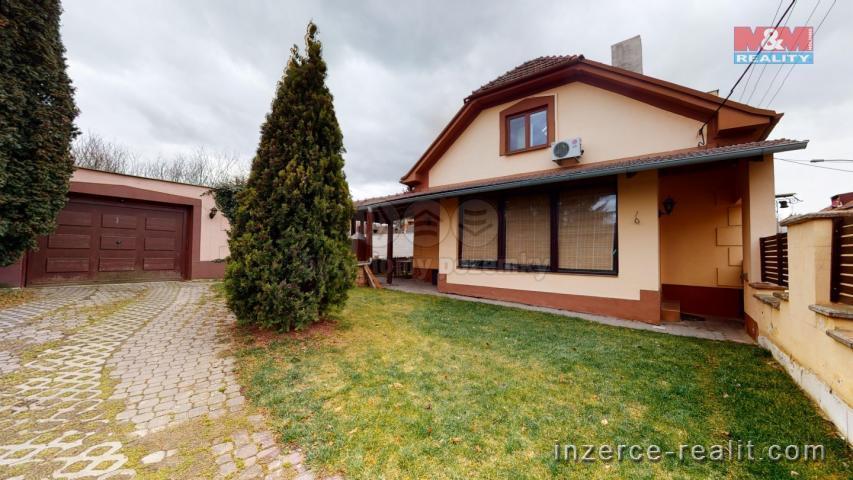 Prodej, rodinný dům 3+1, 105 m², Brno, ul. Šoustalova