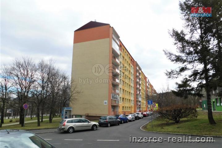 Prodej, byt 1+1, 26 m2, OV, Most, ul. K. H. Borovského