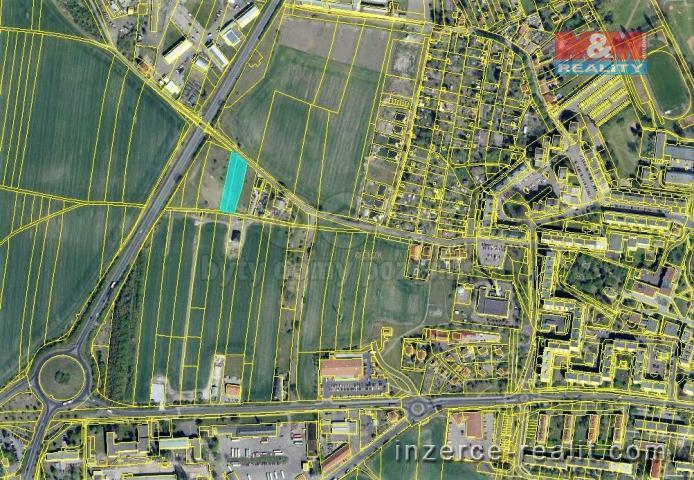 Prodej, pozemek k bydlení, 2209 m², Louny