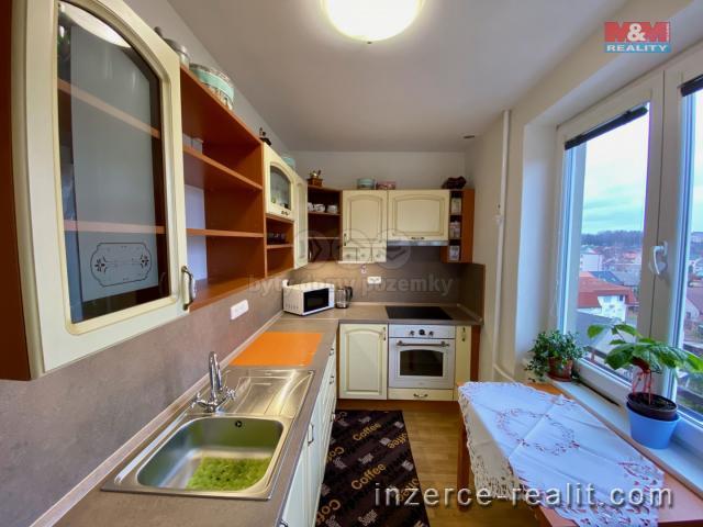 Pronájem, byt 2+1, 53 m2, Česká Třebová, ul. Nové náměstí
