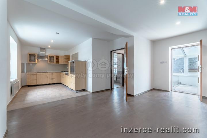 Prodej, byty 3+kk, 68 m2, Liberec, ul. Slepá