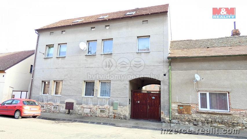 Prodej, rodinný dům, Lenešice, ul. Žižkova