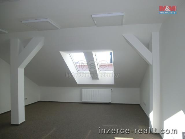 Pronájem, kancelářský prostor, 30 m², Opava, ul. Solná