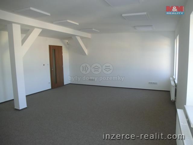 Pronájem, kancelářský prostor, 40 m², Opava, ul. Solná
