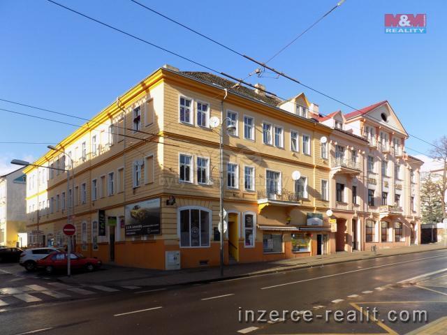 Pronájem, byt 1+kk, Teplice, ul. U nádraží