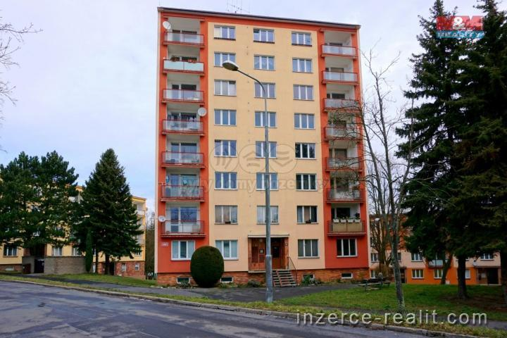 Pronájem, byt 3+1, 58 m², Cheb, ul. Lesní