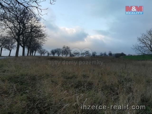 Prodej, stavební pozemek, 3884 m², Otnice, ul. Milešovská
