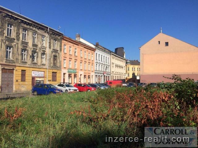 Prodej pozemku pro komerční výstavbu, Ostrava- Chopinova, 1600m2
