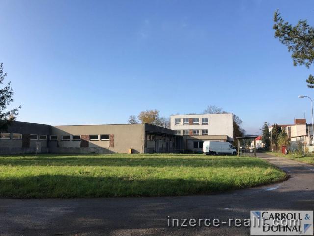 Pronájem skladových a výrobních prostor  600 m2, Nový - Jičín