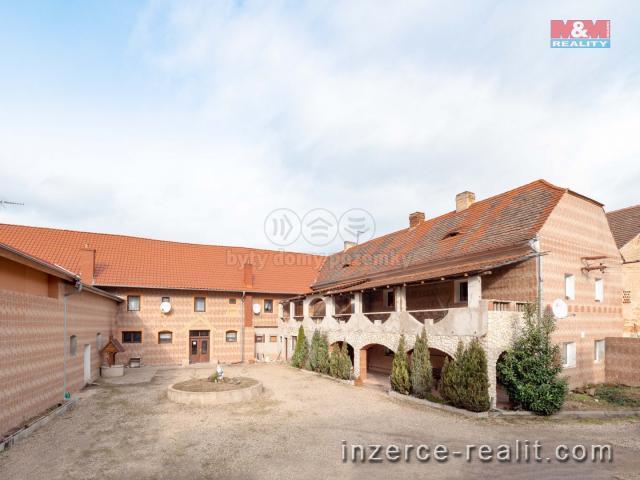 Prodej, zemědělský objekt, 9070 m², Zlonice, ul. Smetanova