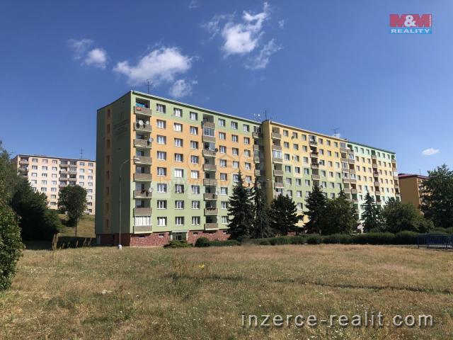 Prodej, byt 3+1, 76 m², DV, Chomutov, ul. Pod Břízami