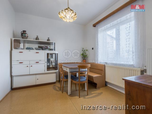 Pronájem, rodinný dům, 143 m², Hořovice, ul. Dr. Holého