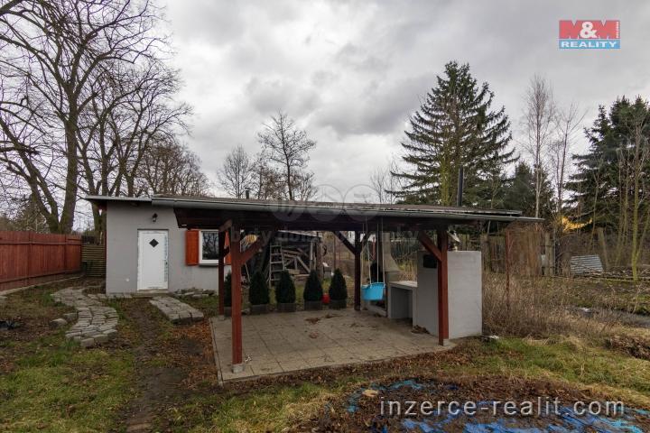 Prodej, zahrada, 209 m², Chabařovice