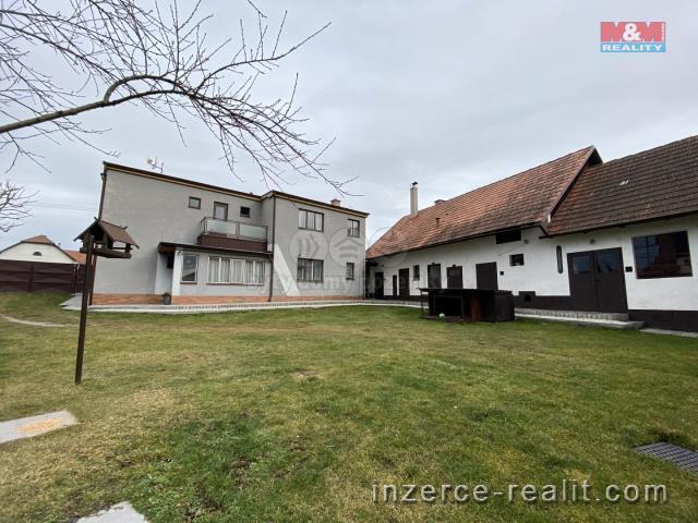 Prodej, rodinný dům, 1474 m², Dobronice u Bechyně