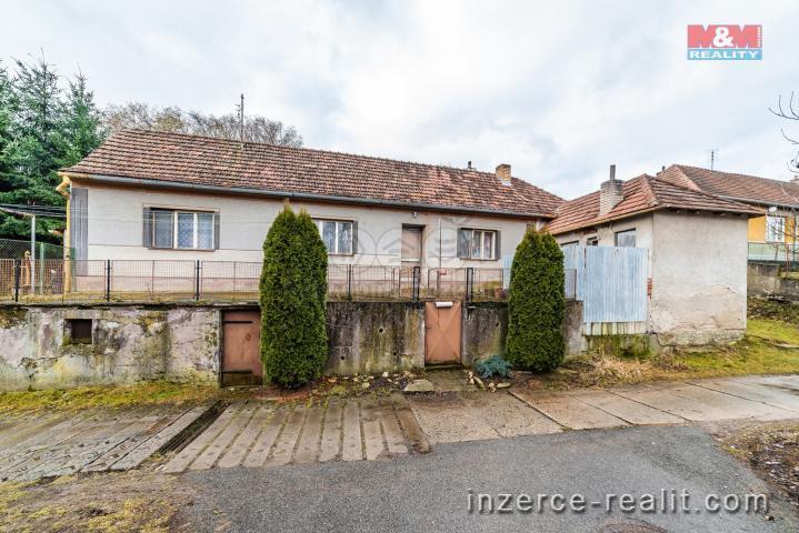 Prodej, rodinný dům, Hluboké
