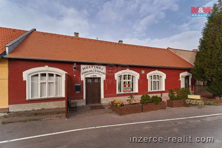 Prodej, rodinný dům, 242 m2, Činěves