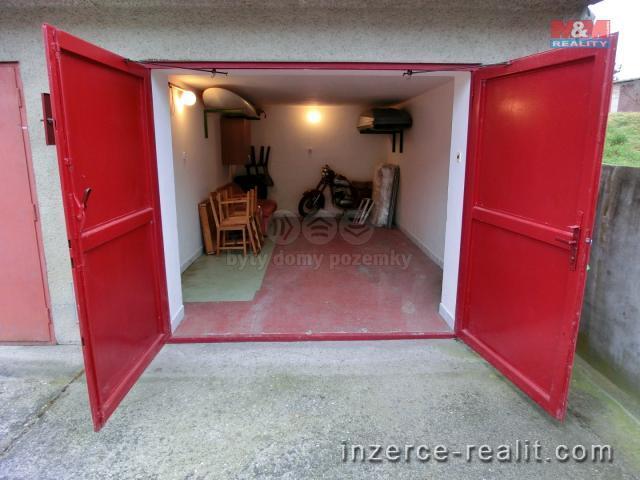 Prodej, garáž, 23 m², Kroměříž, ul. Obvodová