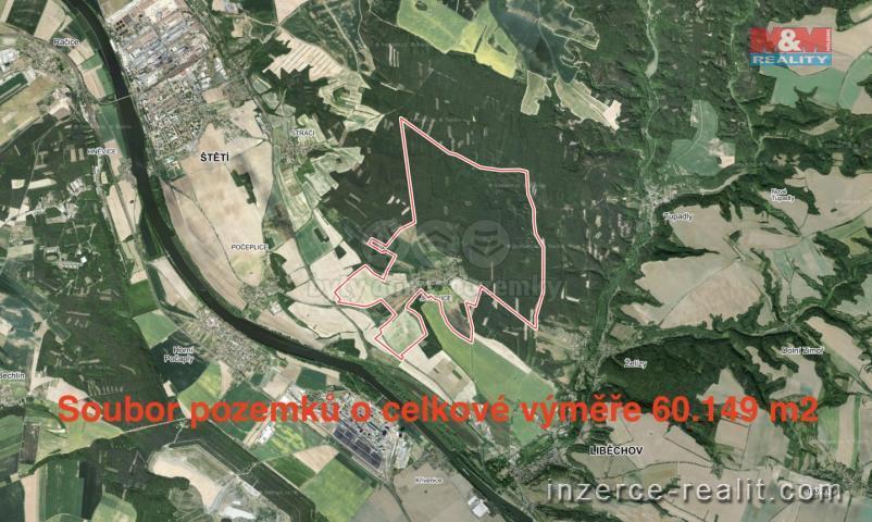 Prodej, pole, 60149 m2, Ješovice