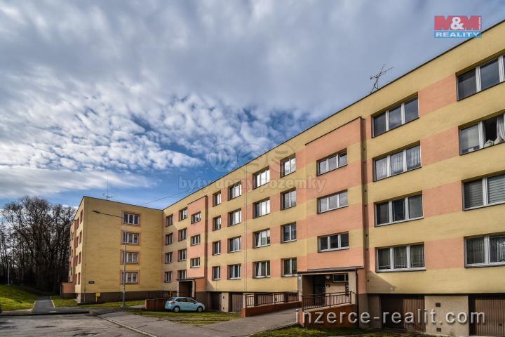 Prodej, byt 1+1, 40 m², Ostrava, ul. Na Výspě