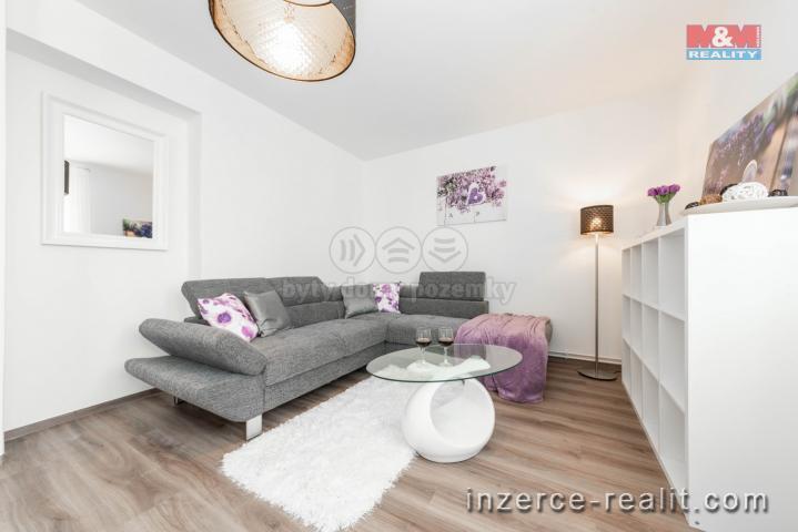 Prodej, byt 3+1+L+G, 76 m², Nekvasovy