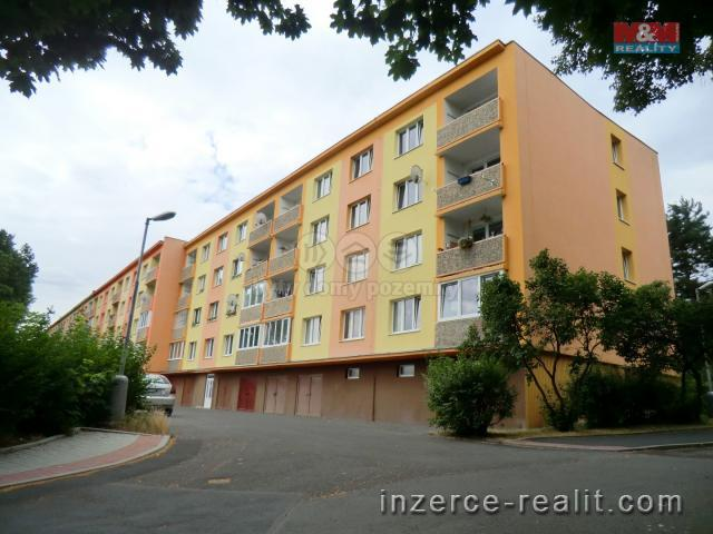 Prodej, byt 2+1, 61 m2, OV, Jirkov, ul. Hornická