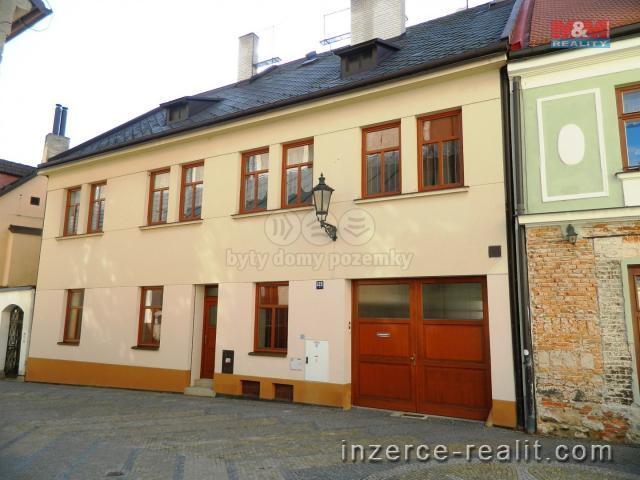Pronájem, kancelářské prostory, Jindřichův Hradec, Štítného