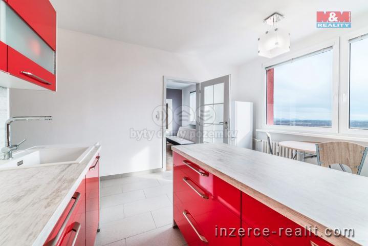 Prodej, byt 1+1, 35 m2, OV, Jirkov, ul. Generála Svobody