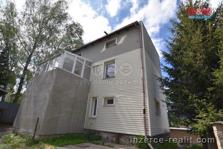 Prodej, dvougenerační dům, 134 m2, Liberec, ul. Slepá