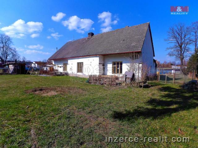 Prodej, rodinný dům 5+1, 105 m2, Dolní Pěna