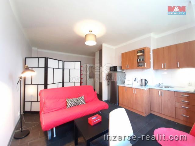 Pronájem, byt 1+kk, 30 m², Praha, ul. Patočkova