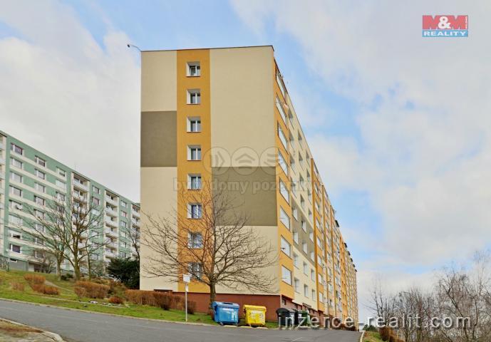 Prodej, byt 3+1, 62 m², OV, Jirkov, ul. Generála Svobody
