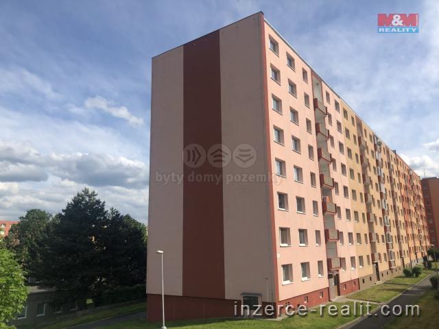 Pronájem, byt 2+1, 60 m2, DV, Jirkov, ul. SNP
