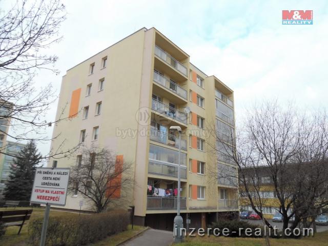 Pronájem, byt 2+kk, 43 m2, Praha 10 - Záběhlice