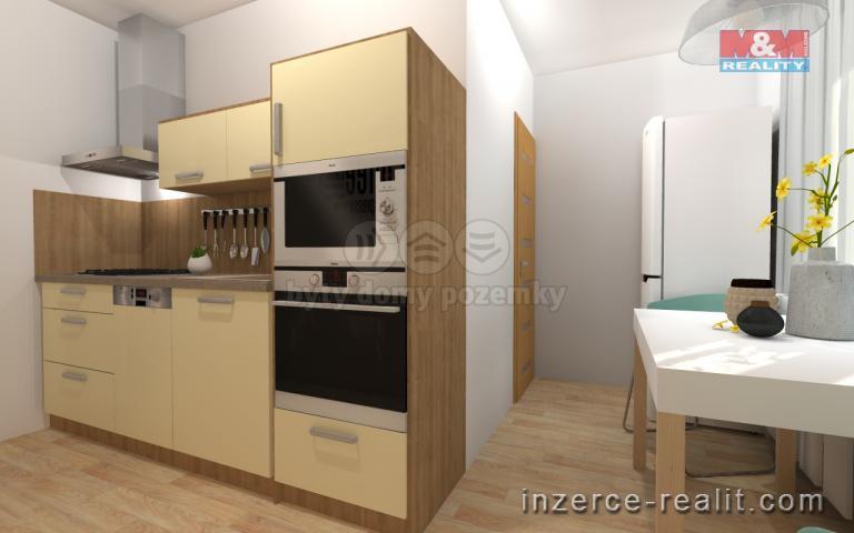 Prodej, byt 2+1, 62 m², Plzeň, ul. Družby