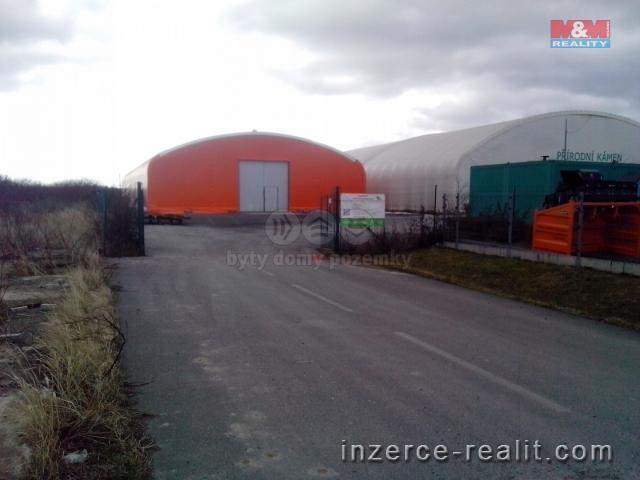Pronájem, sklad, 720m2 , Velká Bystřice, ul. ČSA