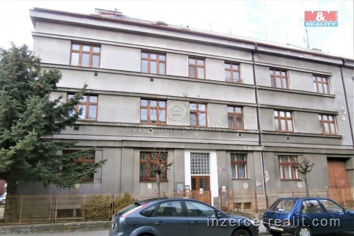 Prodej, byt 2+kk, Nymburk, ul. Masarykova