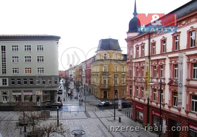 Pronájem, byt 2+kk, 70 m², Cheb, ul. Svobody