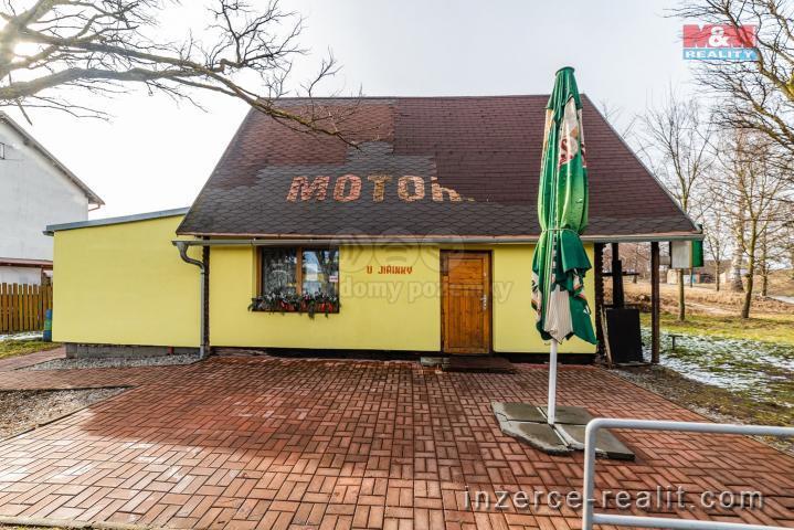 Prodej, restaurace, 932 m², Kunžak, ul. Hradecká