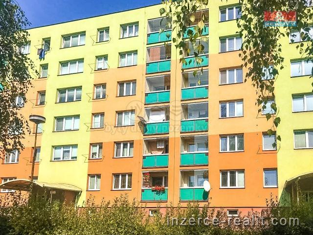 Pronájem, byt 2+1, 46 m², Havířov, ul. Marie Pujmanové