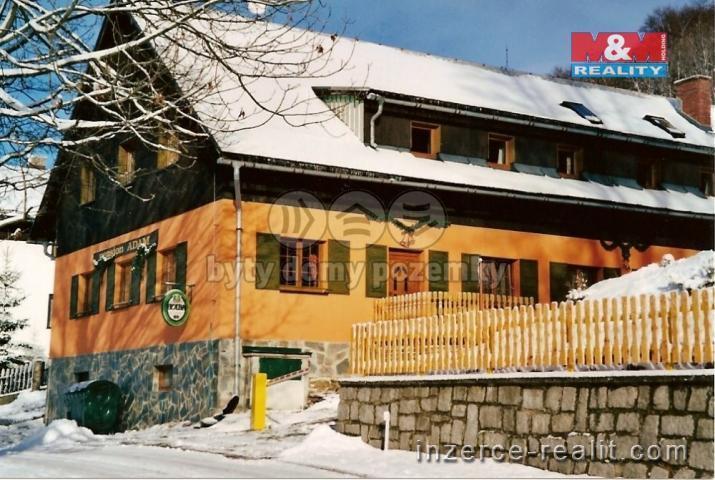 Prodej, penzion, 2744 m², Horní Maršov, ul. Promenáda