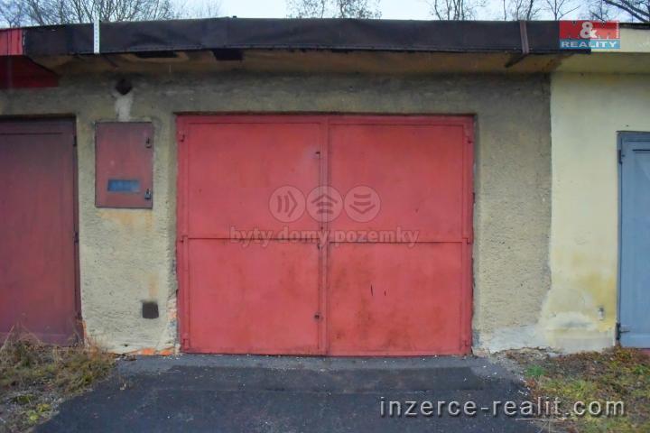 Prodej, garáž, 22 m², Karviná