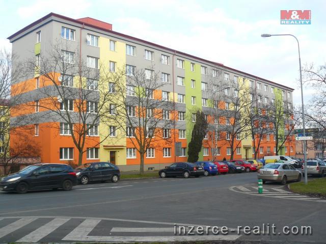 Prodej, byt 2+1, 56 m2, DV, Most, ul. Františka Halase